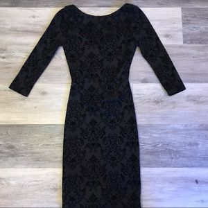 Le Chateau dress